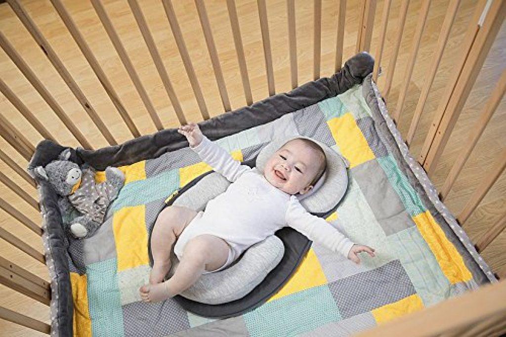 Test et avis du réducteur de lit pour bébé Babymoov Cosydream